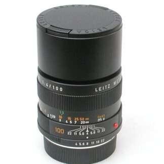 Leica Macro Elmar R 100mm