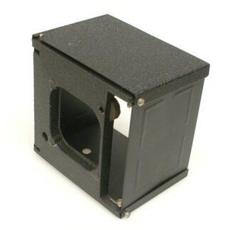 Metalen zonnekap voor bayonet 2 en 3 camera's