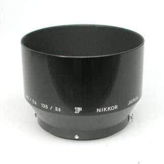 Nikon zonnekap