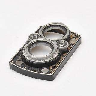 Front paneel Rolleiflex